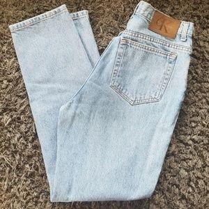 VTG Calvin Klein mom jeans